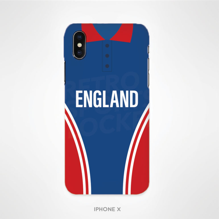 England 2003 Cricket World Cup Kit Phone Case